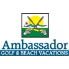 Ambassador Golf &amp; Beach Logo