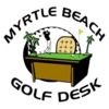 Myrtle Beach Golf Desk Logo