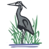 Heron Point Golf Club Logo