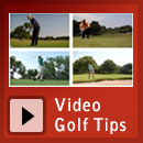 Golf Tips show with Joe Beck